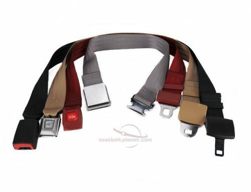 Shop by Seat Belt Type - Specialty Seat Belts