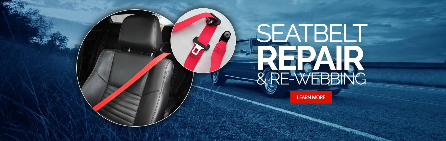 Aftermarket & Replacement Seat Belts | SeatbeltPlanet com™