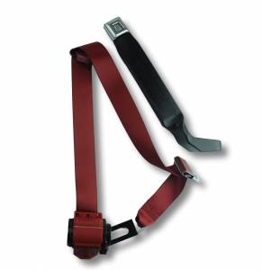 Seatbelt Planet - 1982-1993 Chevy S10 Truck Bucket Passenger Seat Belt
