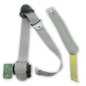 Seatbelt Planet - 1992-1996 Ford F-Series, Standard Cab, Driver, Bucket Seat Belt