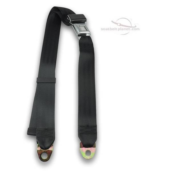 Seatbelt Planet - 1969-73 Ford Maverick Rear Seat Belt