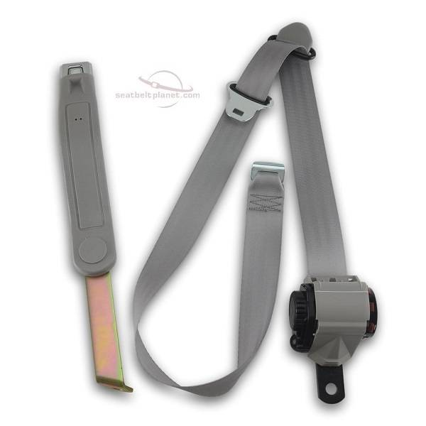 Seatbelt Planet - 1992-96 Ford F-Series Standard Cab Front Bucket Seat Belt