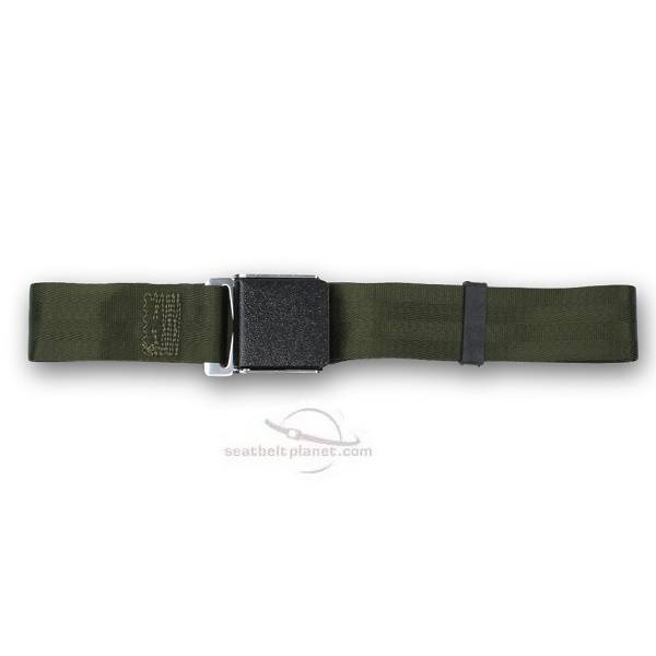 Seatbelt Planet - 1968-1970 Plymouth GTX Rear Lap Seat Belt