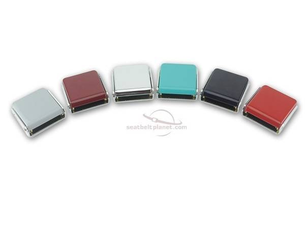 Seatbelt Planet - 2-Point Lap Seat Belt Custom Lid Lift Latch Buckle