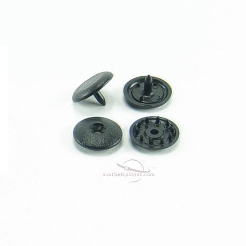 Seatbelt Planet - Low Profile Web Stop Buttons - Set of 2