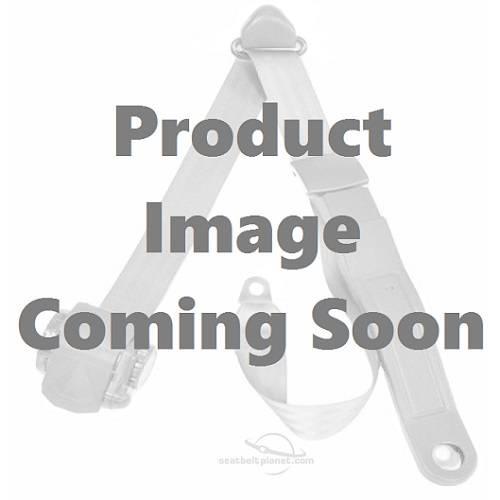 Seatbelt Planet - 1955-57 Chevy Tri-Five Bucket Seat Belt Kit - All Metal Buckle