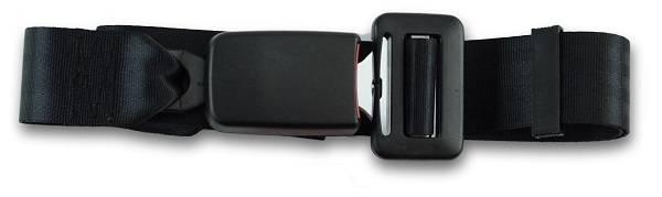 1996-2002 International FireTruck, Rear Center, Seat Belt
