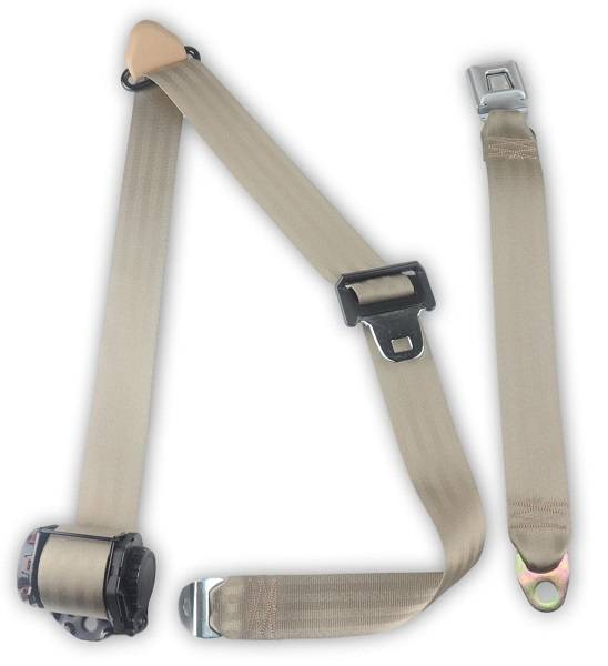 1983-1990 Ford Bronco II, Driver or Passenger, Bench Seat Belt