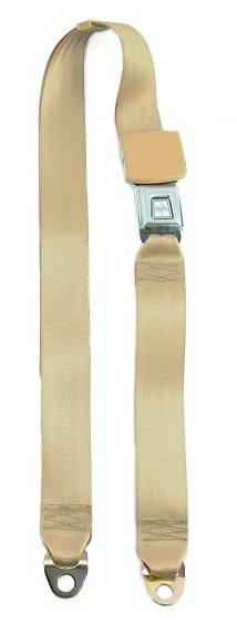 1967-1973 Chevy Caprice, Rear Seat Belt