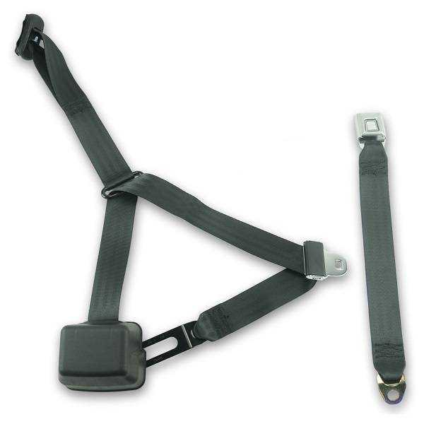 1967-1973 Chevy Caprice, Driver or Passenger, Bench Seat Belt