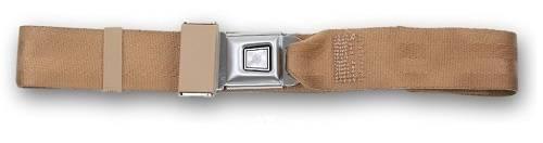 1971-1974 Plymouth Duster Rear Lap Seat Belt
