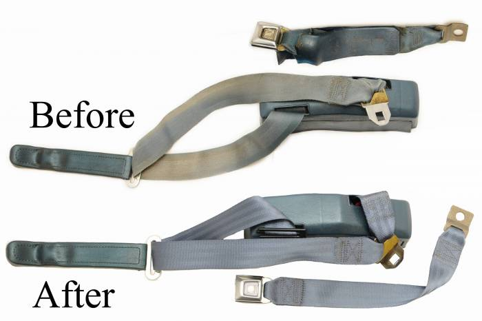 Reweb Dual Retractor - Before and After