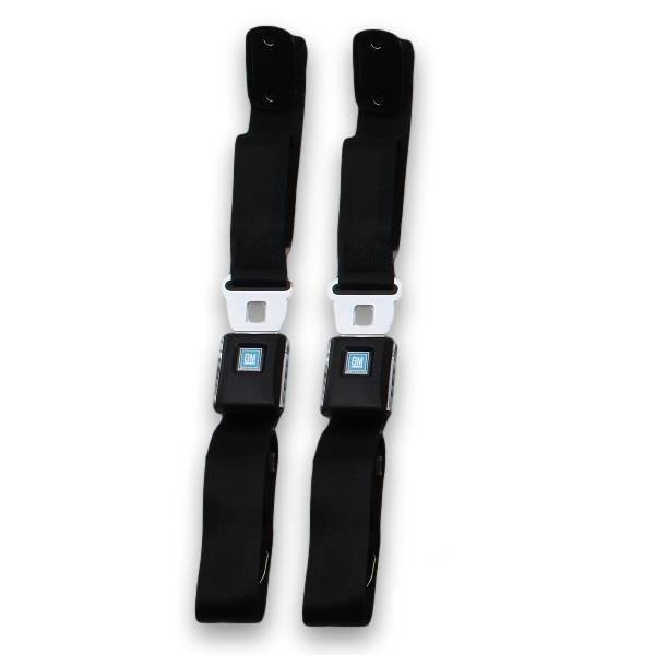 1968-1972 Chevy Chevelle Shoulder Only Seat Belt Kit