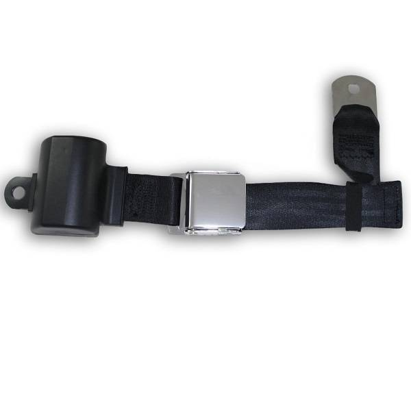 1964-1973 Ford Mustang Retractable Lap Seat Belt