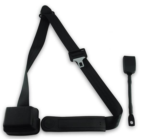 2008-2009 GEM Car (6 Seater), Front and 2nd Row, Driver or Passenger Seat Belt
