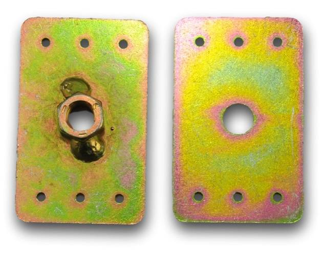 Threaded Mounting Plates
