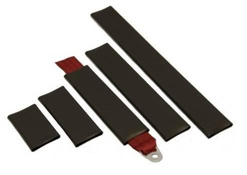 Protective Flat Sleeves - Black