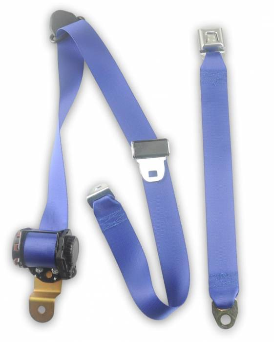 1991-1996 Chevy Caprice, Driver or Passenger, Seat Belt