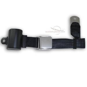 Mustang - Mustang OE Styles, Direct Fit - Seatbelt Planet - 1964-1973 Ford Mustang Retractable Lap Seat Belt