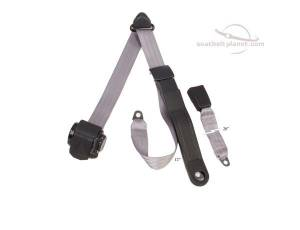 Shop by Industry - RV - Seatbelt Planet - 3-Point Lap/Shoulder Retractable Seat Belt End Release Buckle