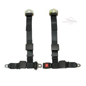 Seatbelt Planet - 4-point Harness Your Choice of Buckle Options