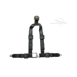 Seatbelt Planet - 4-point Y Harness Lift Latch Buckle
