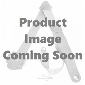 Tri-Five - 1955-57 Tri-Five 3 Point Conversion Kits - Seatbelt Planet - 1955-1957 Chevy Tri-Five Bench Seat Belt Kit - All Metal Buckle