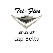 Chevy - Tri-Five - 1955-57 Tri-Five Lap Belts