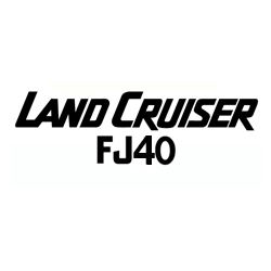 Shop by Vehicle - Toyota - Land Cruiser FJ40