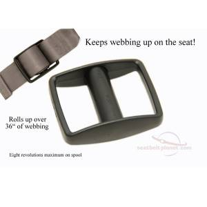Accessories - Sleeves & Plastics - Seatbelt Planet - Webbing Roll Up Retractor