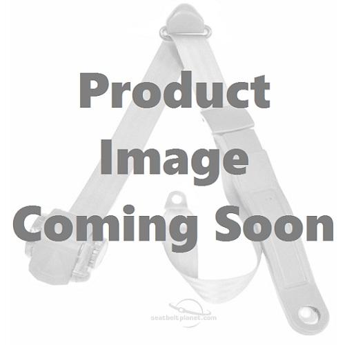 Chevy - Nova - Seatbelt Planet - 1967-73 Chevy Nova Driver & Passenger Seat Belt Kit GM Logo Buckle