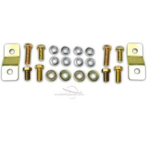 1994-1997 Mazda Miata, Driver & Passenger Seat Belt Hardware