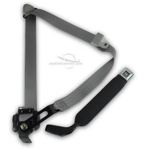Seatbelt Planet - 1982-1993 GMC S15 Truck Bucket Driver Only Seat Belt