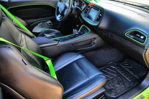 Seatbelt Planet - 2016-2019 Dodge Challenger, Driver and All Passengers - Image 5