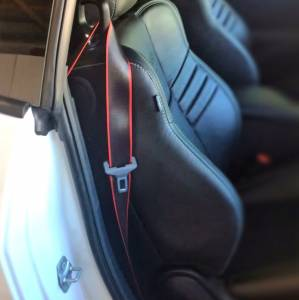 Seatbelt Planet - 2016-2019 Dodge Challenger, Driver and All Passengers - Image 7