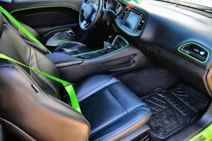 Seatbelt Planet - 2016-2019 Dodge Challenger, Driver and Passenger - Image 10