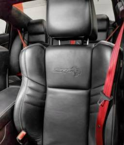 Seatbelt Planet - 2017-2018 Dodge Charger, Driver and Passenger - Image 8