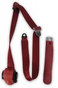 Seatbelt Planet - 1973-1987 GMC Truck, Standard Cab, Bucket Seat Belt
