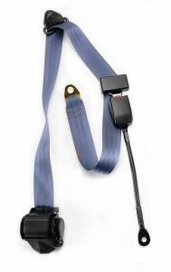 Seatbelt Planet - 1988-1998 Chevy Truck 2 Door Extended Cab Driver or Passenger Seat Belt