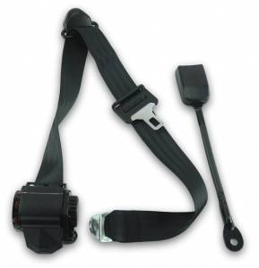 Toyota - Land Cruiser FJ60 - Seatbelt Planet - 1981-1984 Toyota FJ60 Front End Release Seat Belt
