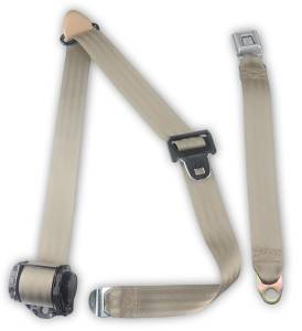 Ford - Bronco II - Seatbelt Planet - 1983-1990 Ford Bronco II, Driver or Passenger, Bench Seat Belt