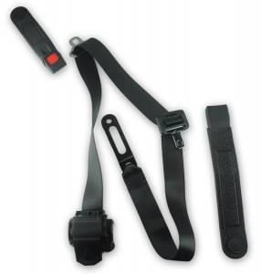 RV - Tiffin - Seatbelt Planet - 1996-2006 Tiffin Allegro M39, Driver or Passenger, Seat Belt
