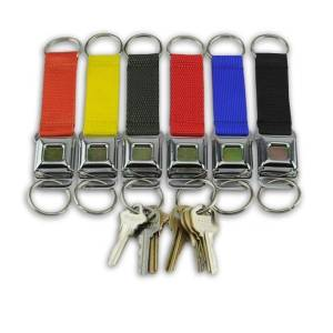 "Shop by Seat Belt Type - Specialty Seat Belts - Seatbelt Planet - ""MINI"" Key Chains"