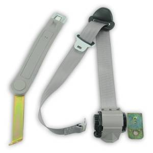 Seatbelt Planet - 1992-1996 Ford F-Series, Standard Cab, Passenger, Bucket Seat Belt