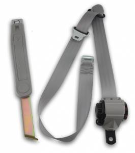 Seatbelt Planet - 1992-1996 Ford F-Series, Extended Cab, Front, Passenger, Bucket Seat Belt
