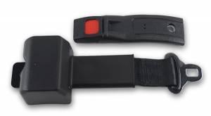 Seatbelt Planet - 1979-1984 Toyota Landcruiser FJ40 Rear Lap Retractable Seat Belt