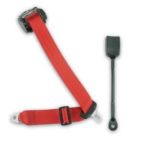 Shop by Vehicle - Fiat - Seatbelt Planet - 1979-1985 Fiat Spider 124 (2000 Series), Driver or Passenger Seat Belt