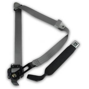 Chevy - S10 - Seatbelt Planet - 1982-1993 Chevy S10 Truck Bucket Driver Seat Belt
