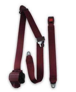 Dodge - Truck/Van - Seatbelt Planet - 1978-1993 Dodge D250, Standard Cab, Driver or Passenger, Bench Seat Belt
