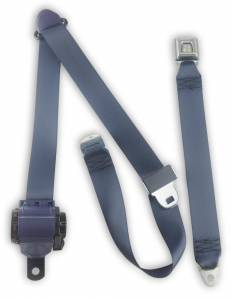 Ford - Falcon - Seatbelt Planet - 1992-1996 Ford Bronco, Driver or Passenger, Bench Seat Belt